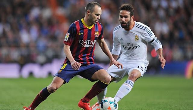 Ver partido Real Madrid vs Barcelona en vivo