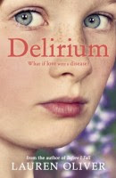 Book cover of Delirium by Lauren Oliver