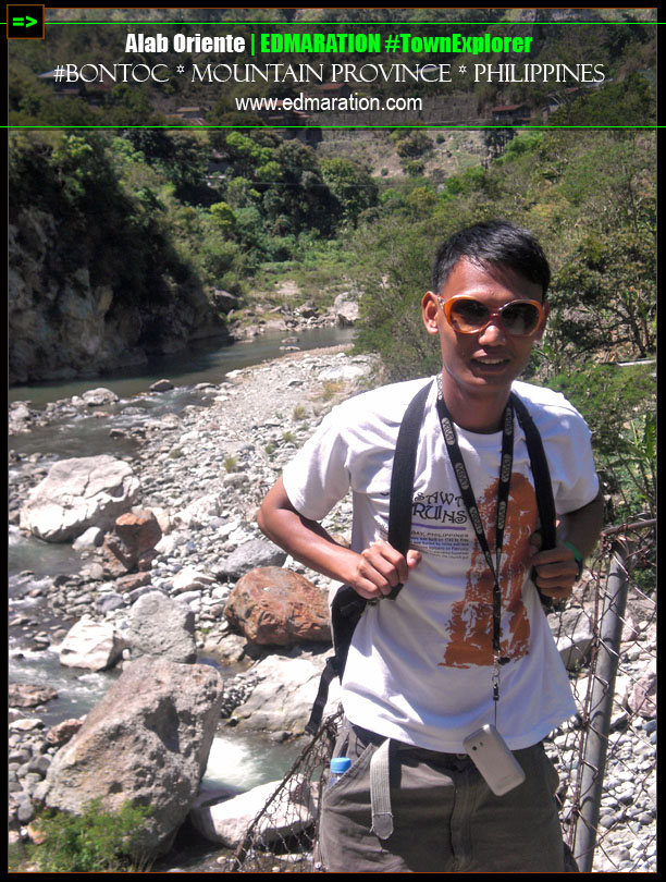 Alab Oriente | Bontoc, Mountain Province