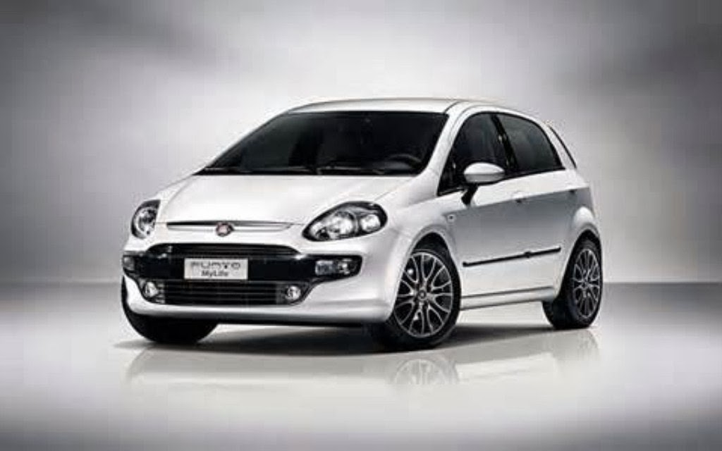 Fiat Grande Punto Evo Car Wallpaper