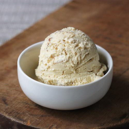 Cookistry: Brown Sugar Buttermilk Pecan Ice Cream