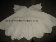 2013 bolero tarzı bebek yelek modeli