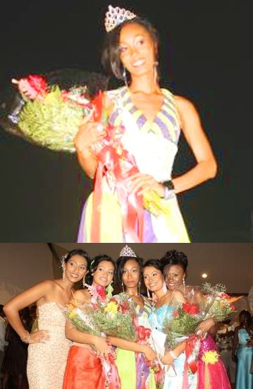 miss guyana universe 2011 winner kara lord