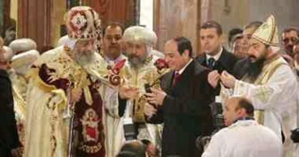 اٌستر يا رب من الثمن الذى سيدفعه الاقباط من دمهم المسفوك على يد الاسلام لتلك الزيارة