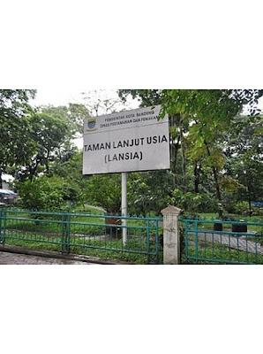 Wisata Taman Lansia Bandung
