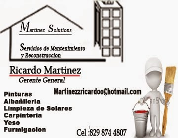 Martinez Solutions