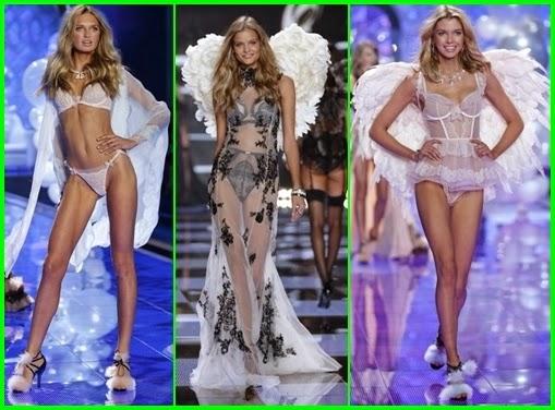 Lernen Sie die Neuen Engel von Victoria's Secret kennen!