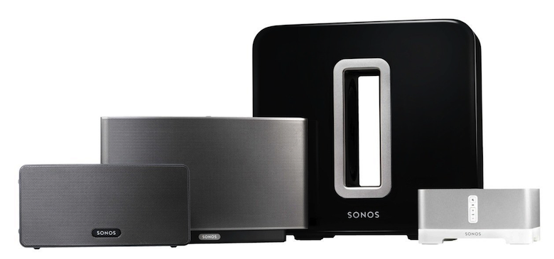 Sonos Sub, Deep Bass Wireless Subwoofer