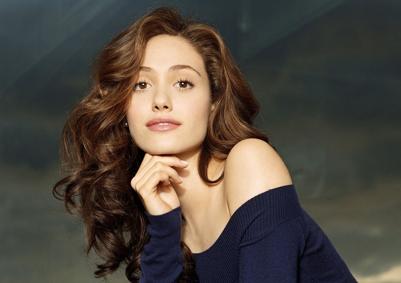 Emmy Rossum | HD Wallpapers (High Definition) | Free ... Emmy Rossum Wallpaper