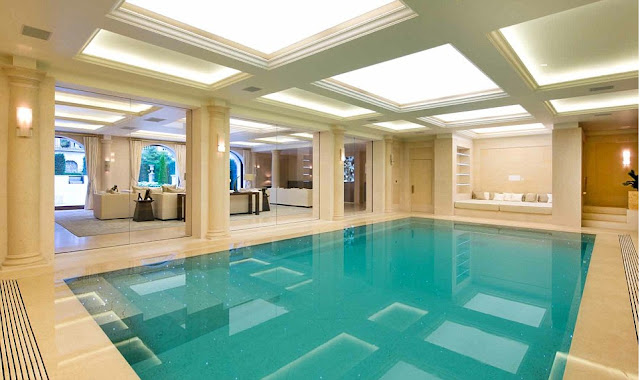 bể bơi nổi bật