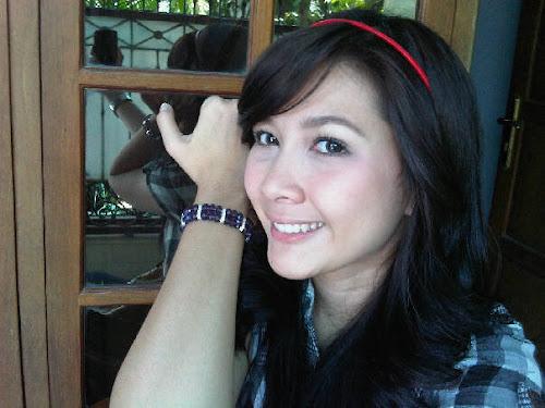 Bagian Tubuh Paling Seksi Andrea Dian