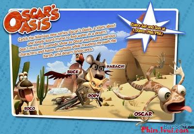 Phim Ốc Đảo Của Oscar - Oscar's Oasis [Vietsub] Trọn Bộ Online