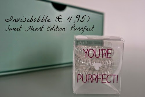 Invisibobble Sweet Heart Edition: Purrfect