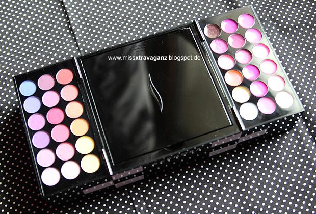 Review sephora lidschatten palette color pop up store