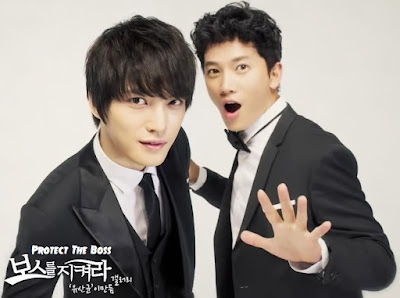 Sinopsis Drama Protect The Boss Episode 1-18 (Tamat)