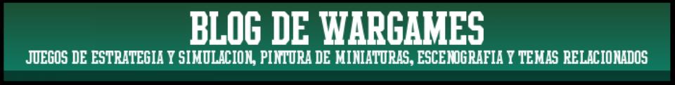 Blog de Wargames