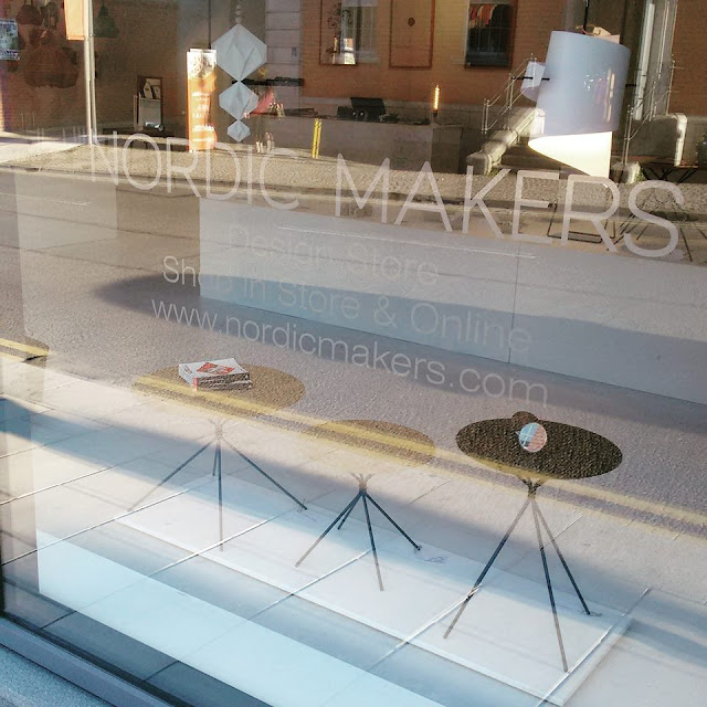 Nordic Makers, a Scandinavian design store located in Dún Laoghaire in Dublin