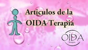 ARTICULOS DE LA OIDA TERAPIA