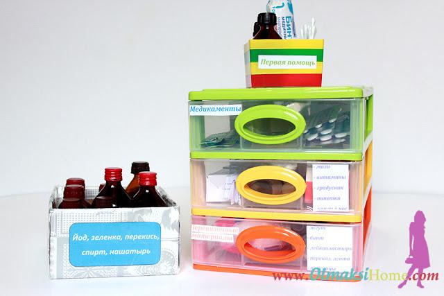 хранение лекарств дома  домашняя аптечка