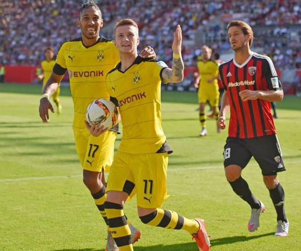 Pekan Kedua Pada Ingolstadt 0-4 Dortmund, Mendulang Poin Kedua Kalinya