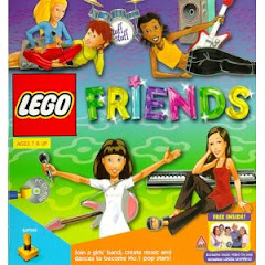 LEGO Friends from 1999