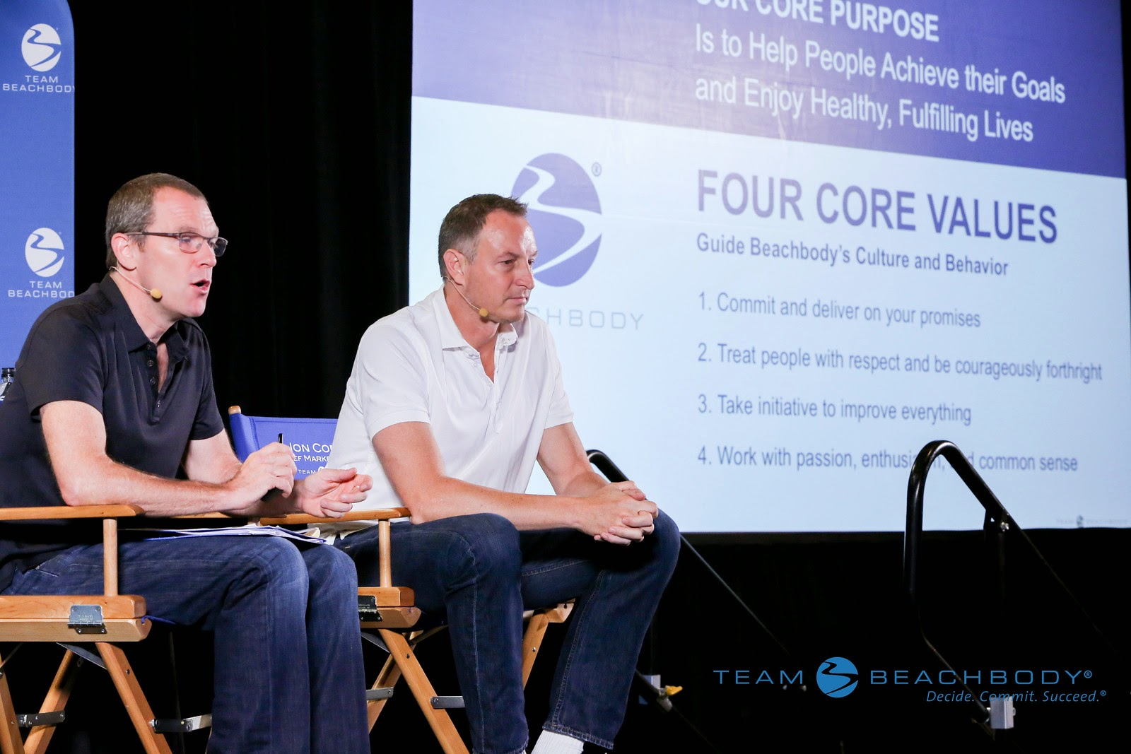 Carl Dailkeler, Jon Congdon, CEO Beachbody, home fitness programs, team beachbody workouts, Deidra Penrose, weight loss programs, diet, 30 min workout, fitness motivation, inspiration, Team beachbody leadership retreat