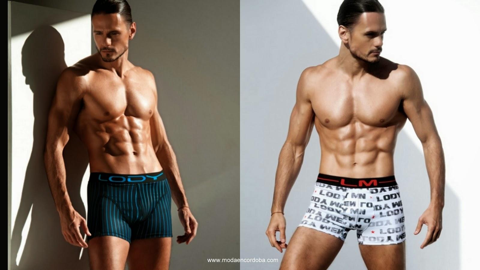 Moda y tendencia en argentina y el mundo colecciones for Marca ropa interior hombre