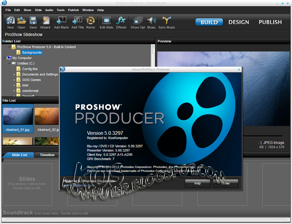 Download patch proshow producer 503297