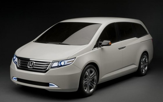 He 2011 Honda Odyssey Is Fully Redesigned With A Fresh Look Inside And Out.  This Fourth Generation Odyssey Is Wider And Lower Than The 2005 2010  Generation ...