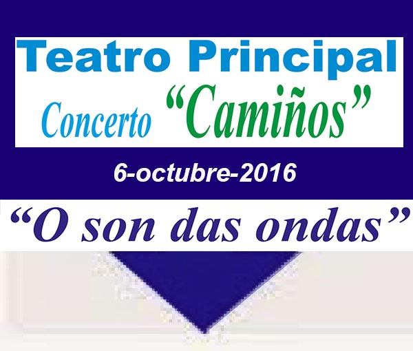 "Concerto "" Camiños"""