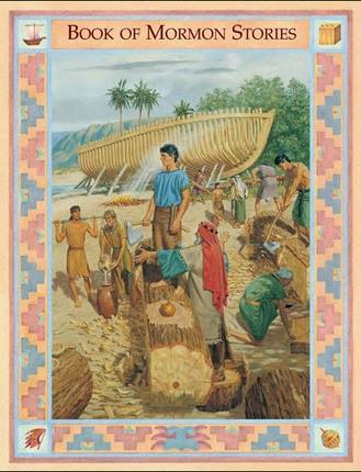 Book of Mormon Picture Book