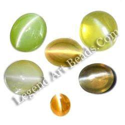 Chrysoberyl cat'eye stone