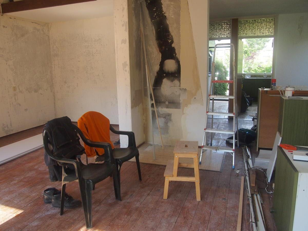 De kleine verbouwing: september 2014