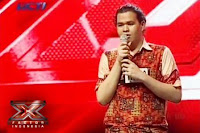 Dicky x factor indonesia
