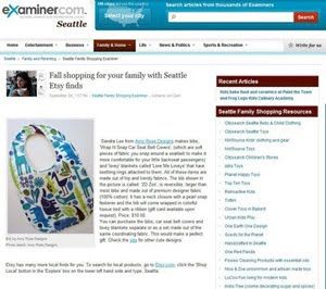 Featured: The Seatlle Examiner