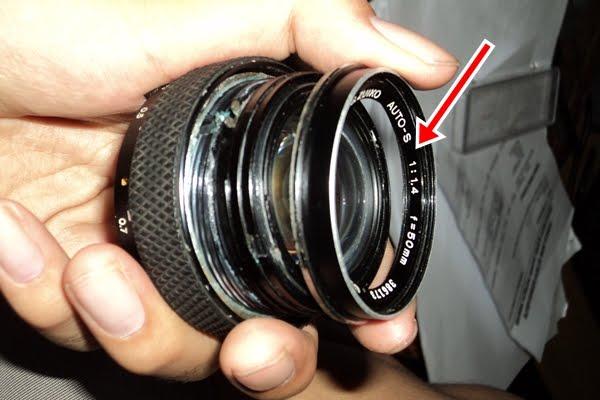 fokus lensa nikon