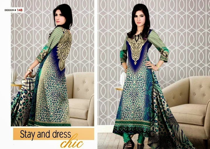 Two Shaded Chunri Dress