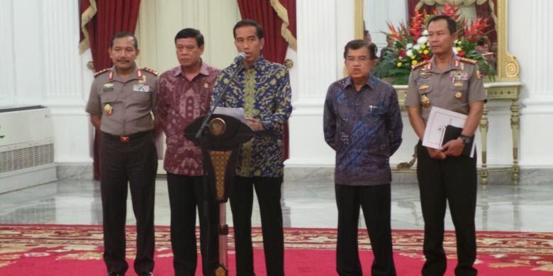 Alasan Presiden Batal Lantik Budi Gunawan