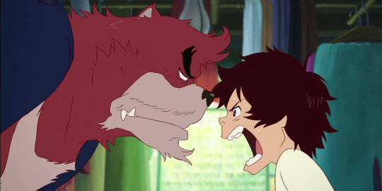 The Boy and the Beast, Mamoru Hosada, Actu Ciné, Cinéma,