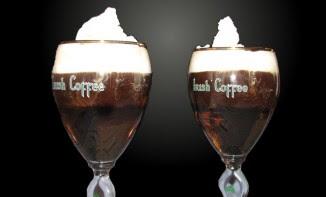 Recettes Cocktails-Irish Coffee (Café Irlandais)