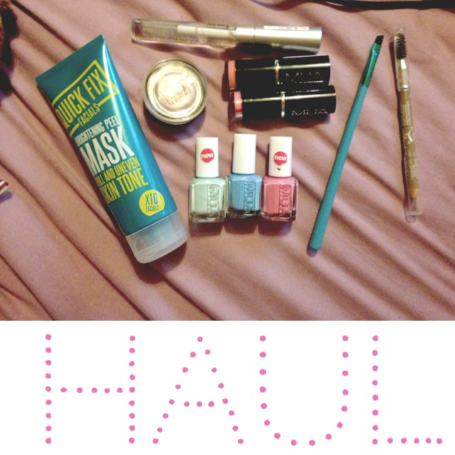Haul Post Small Superdrughome Bargains Beauty Haul Mua