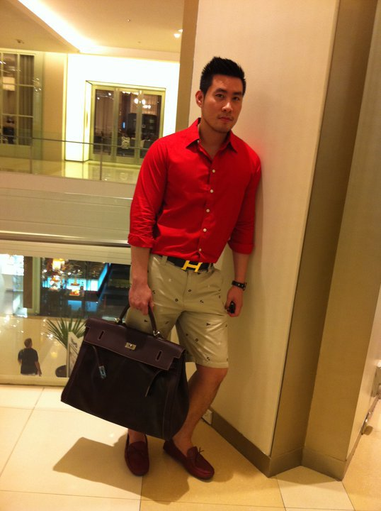 inexpensive bags and purses - BIRKIN WATCHER: Chic Guy