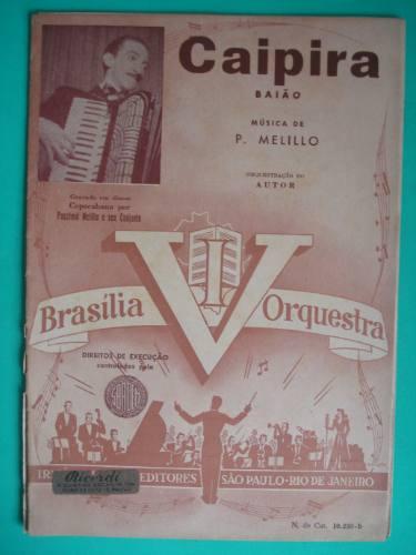 Paschoal Melillo, Orgulho de Itararé