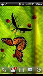Friendly Bugs Live Wallpaper APK download