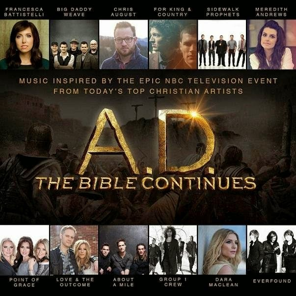 A.D. The Bible Continues season 1 by Download Full TV ...