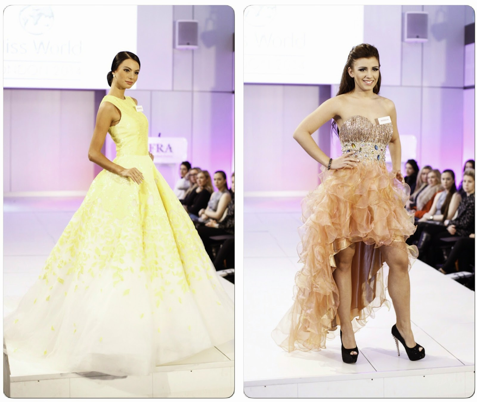 SASHES AND TIARAS.....Miss World 2014 World Designer Dress: My ...