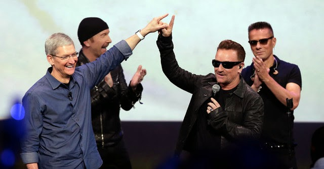 Apple chi 100 triệu USD tặng nhạc cho khách hàng