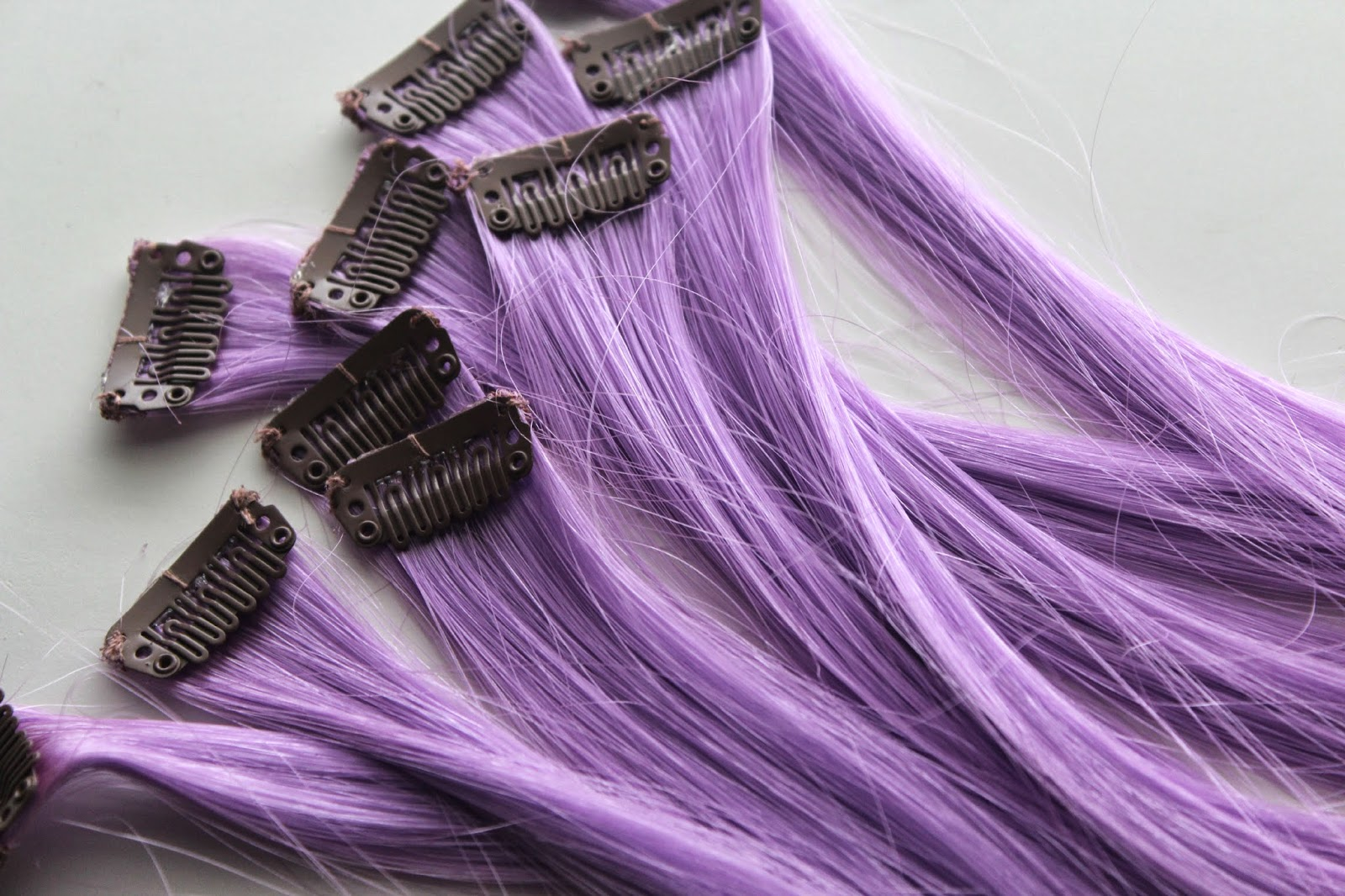 Wonderland Wigs Purple Hair Extensions Review Beauty And The Chic