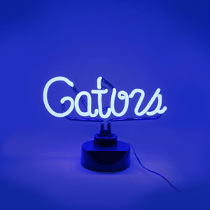 Florida Gators Neon Light Sign