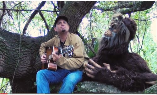 Bigfoot Sasquatch Song